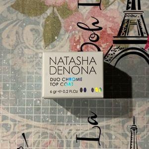 Natasha Denona Duo Chrome Top Coat